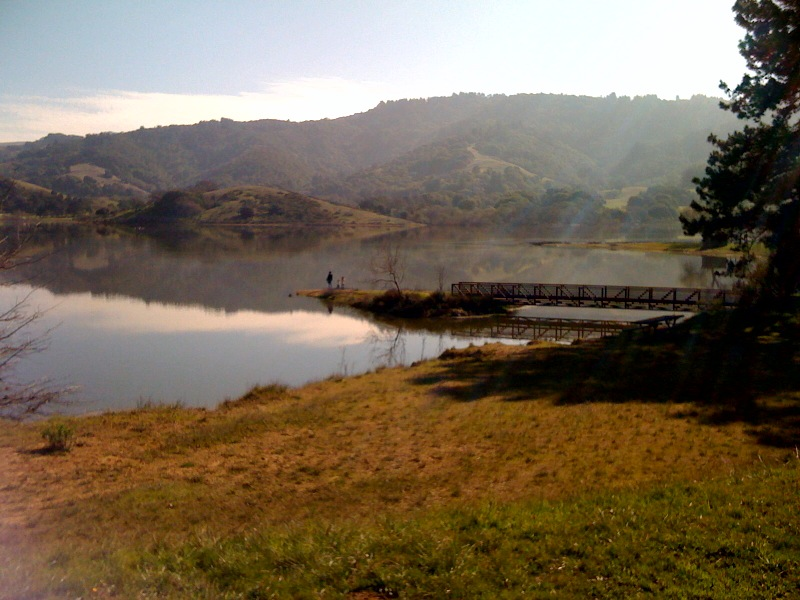 52 stafford lake park 365 things to do marin for How much is a fishing license in california
