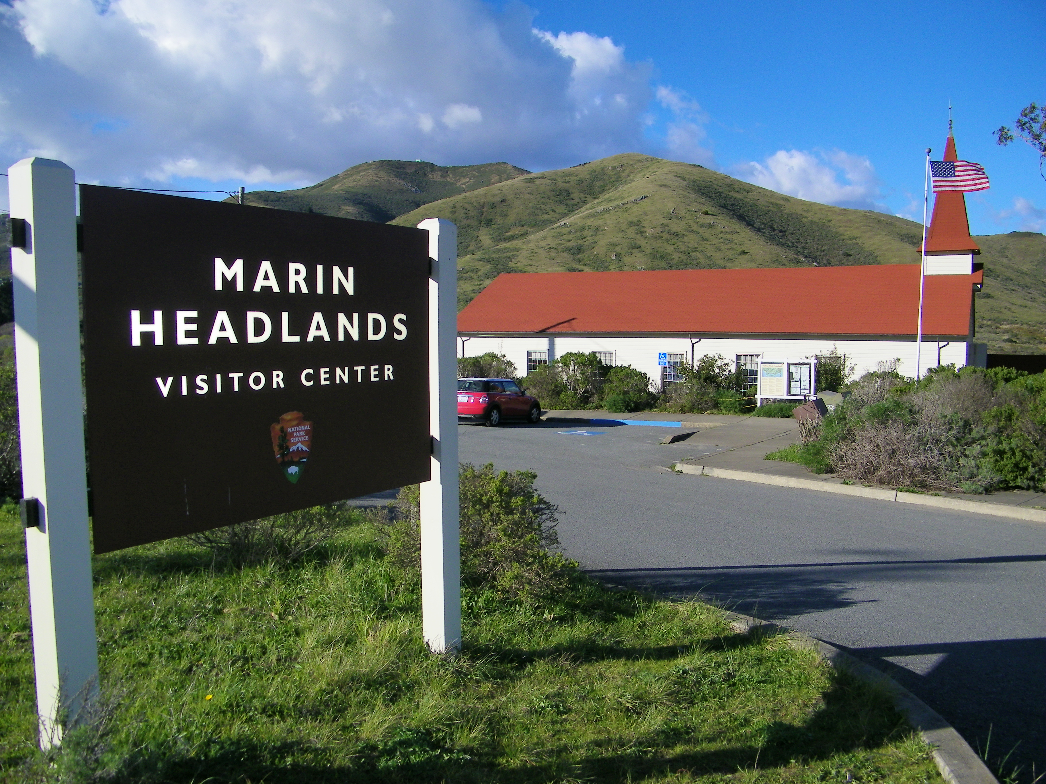 62 Marin Headlands Visitors Center 365 Things To Do Marin