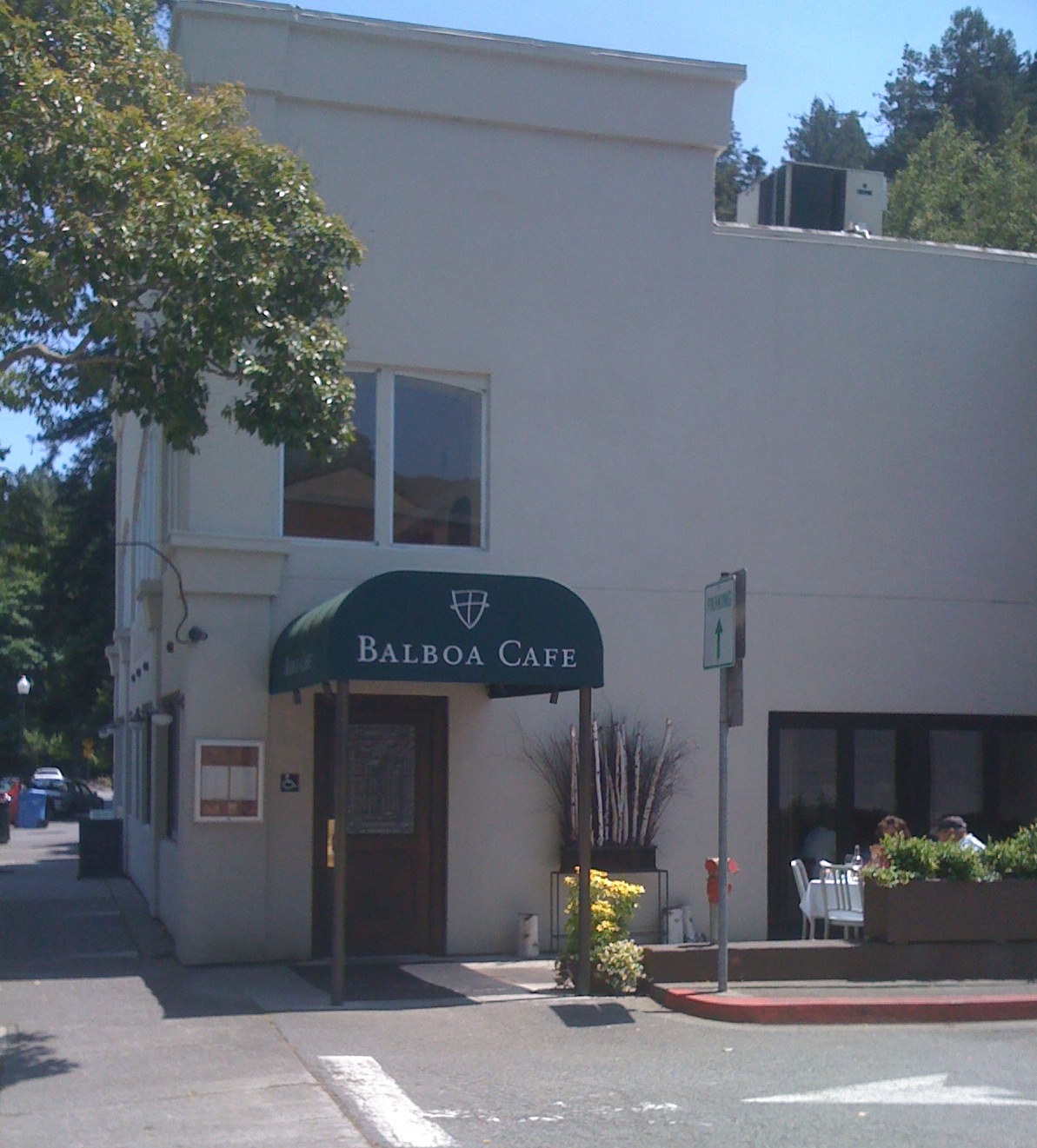 Balboa Cafe Mill Valley Hours