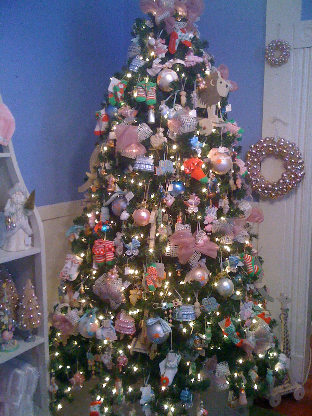 Christmas Tree Decorations Baby – Decoration Image Idea